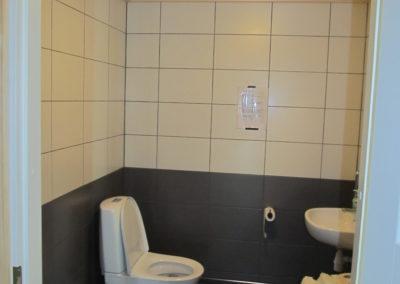 Miesten / Inva WC