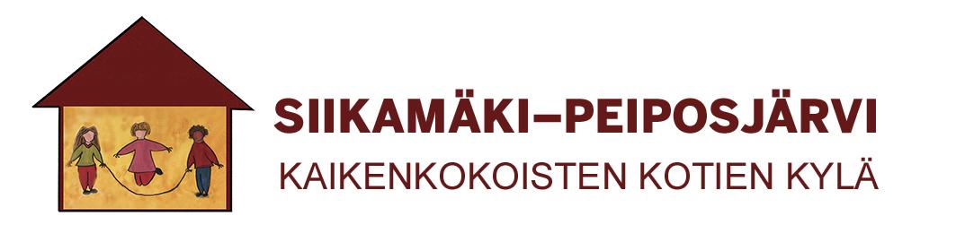 Siikamäki-Peiposjärvi